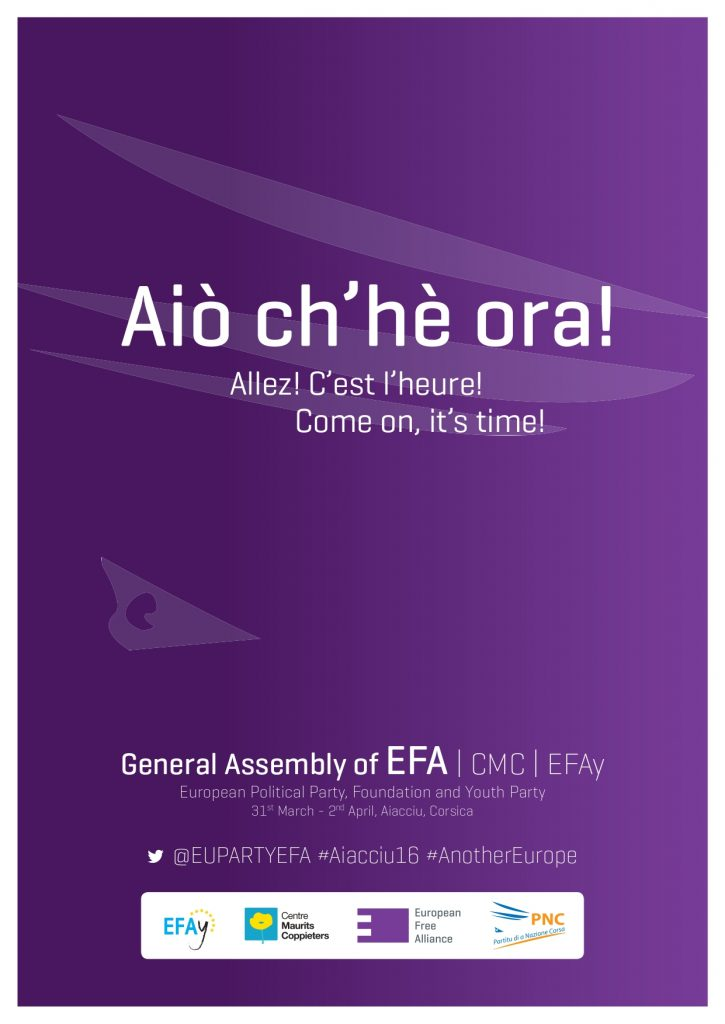 EFA General Assembly - 2016