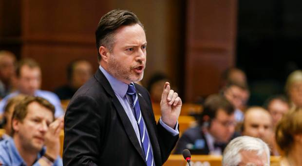 Alyn Smith elected President of EFA group in the European Parliament