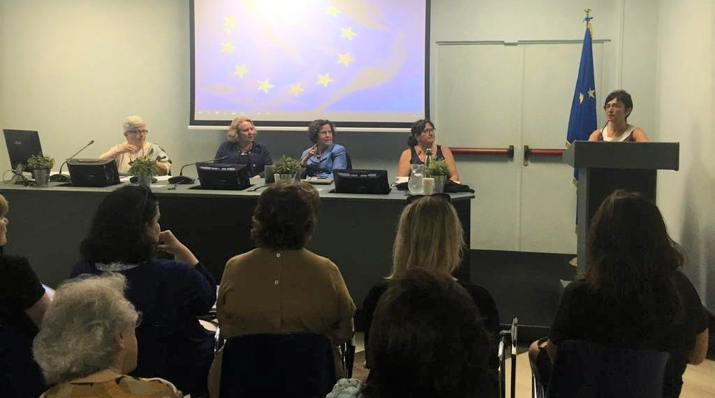 """EFA President: """"Women will play a key role in achieving a fairer and more sustainable Europe"""""""