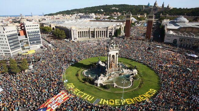 National Day of Catalonia: EFA calls for a political solution and the immediate release of Catalan leaders