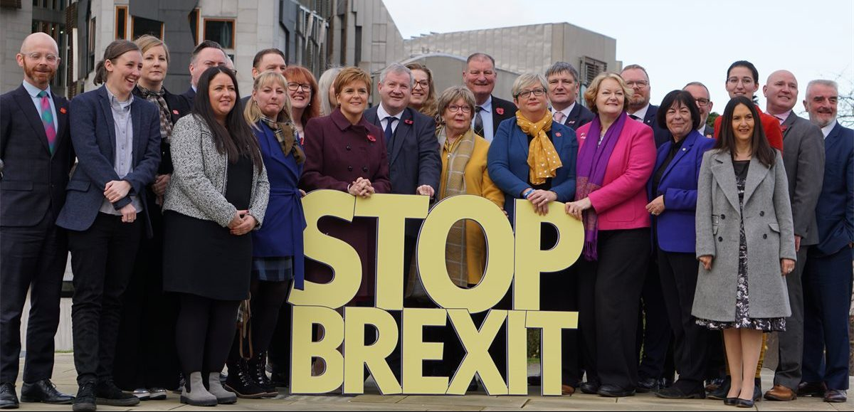 SNP's message on Brexit and second 'indyref' backed by majority of Scots