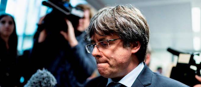 EFA Press Release: Arrest of Carles Puigdemont