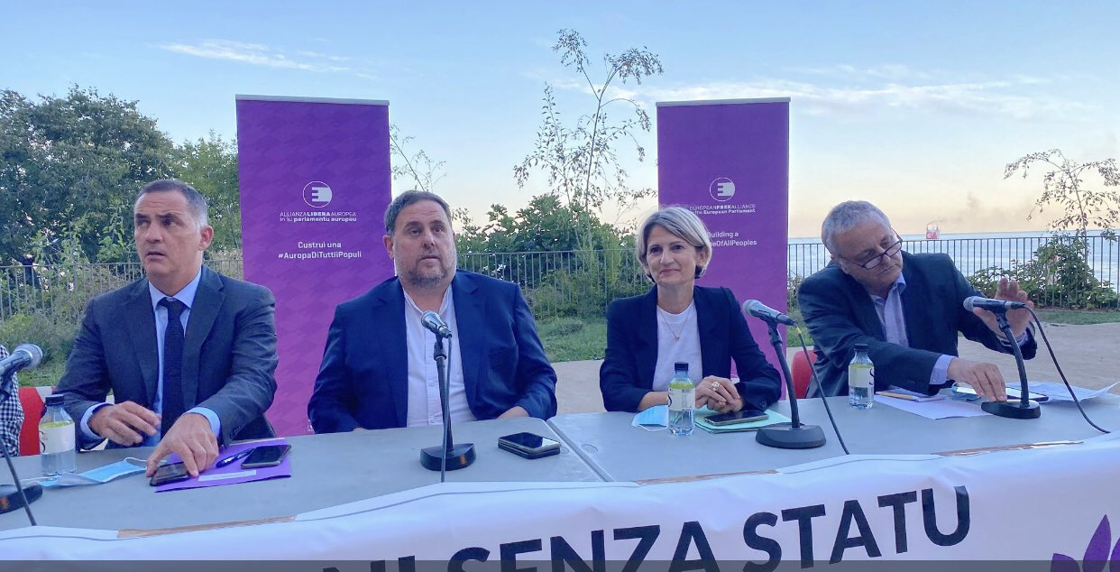 EFA's Mission in Corsica: Pan-European Solidarity on Self-Determination